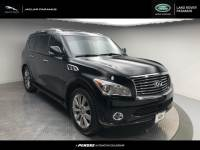 Pre-Owned 2013 INFINITI QX56 4DR 4WD Four Wheel Drive Sport Utility