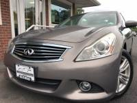 Pre-Owned 2012 INFINITI G37 X AWD