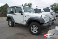 Pre-Owned 2012 Jeep Wrangler Sport 4-Wheel Drive Convertible