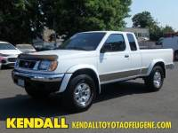 1998 Nissan Frontier XE Truck King Cab 4x4