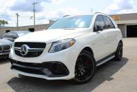 2016 Mercedes-Benz GLE 4MATIC 4dr AMG GLE 63 S-Model