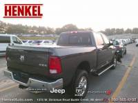 PRE-OWNED 2015 RAM 3500 BIG HORN CREW 4X4 4WD