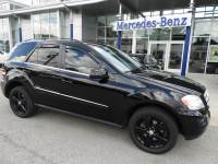 Pre-Owned 2011 Mercedes-Benz ML350 4MATIC® SUV M-Class