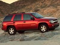Pre-Owned 2006 Chevrolet TrailBlazer LS RWD 4D Sport Utility