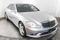 Pre-Owned 2008 Mercedes-Benz S 550 With Navigation