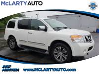 Pre-Owned 2015 Nissan Armada in Little Rock/North Little Rock AR
