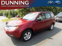 Used 2012 Subaru Forester 2.5X For Sale In Ann Arbor