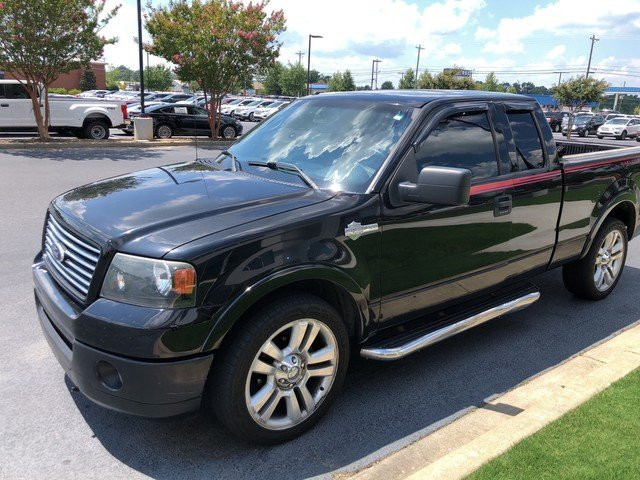 Photo Used 2006 Ford F-150 Supercab 145 Harley-Davidson Pickup