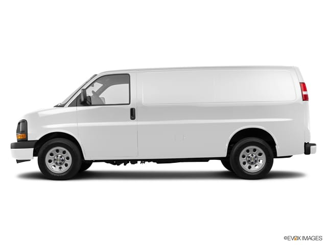 Photo 2014 Chevrolet Express 1500 Work Van in Akron, OH 44312