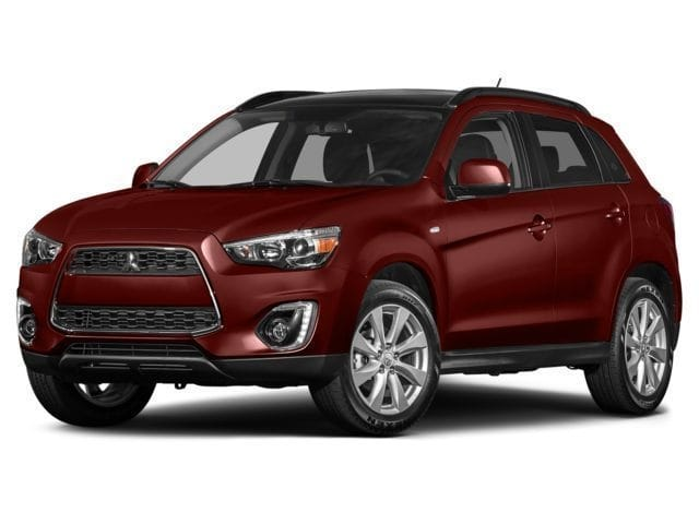 Photo Pre-Owned 2015 Mitsubishi Outlander Sport SE in Peoria, IL