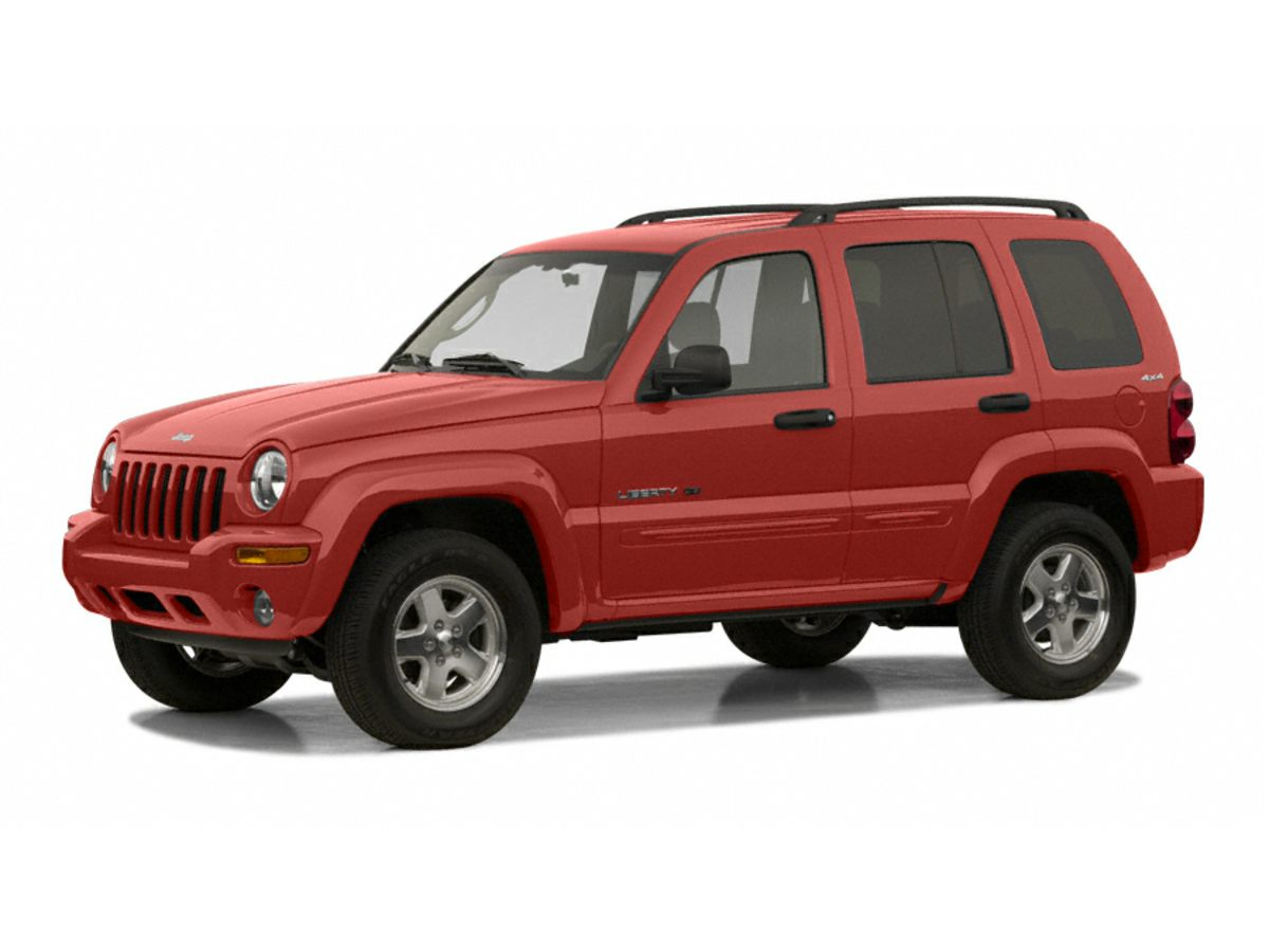 Photo Used 2002 Jeep Liberty Limited For Sale  Wilmington NC
