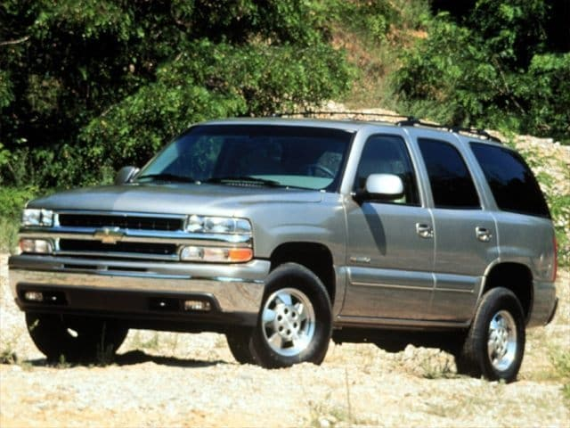 Photo Used 2000 Chevrolet Tahoe All New near Greenville, NC