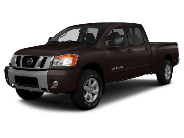 Photo Used 2014 Nissan Titan Truck Crew Cab in Bowie, MD