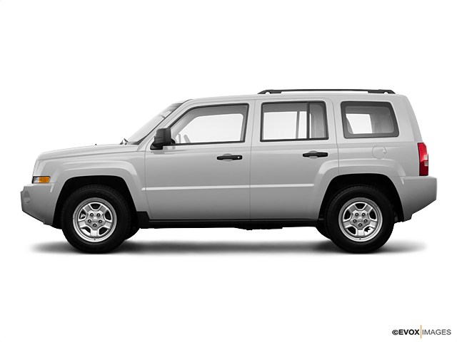 Photo Pre-Owned 2009 Jeep Patriot Sport SUV For Sale  Raleigh NC