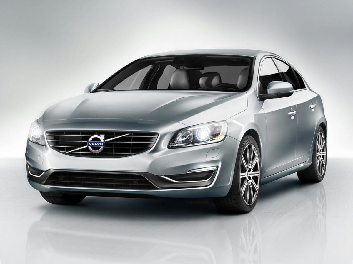 Photo Certified Used 2015 Volvo S60 T5 Platinum For Sale  Wilmington NC