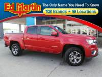 Certified Used 2015 Chevrolet Colorado Z71 Truck Crew Cab Near Indianapolis, IN
