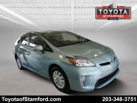 2015 Toyota Prius Plug-in Hatchback Front-wheel Drive