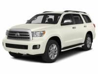 Used 2015 Toyota Sequoia Platinum SUV near Hartford | 8854TB