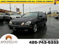 2002 Lexus GS 430 Luxury Sedan