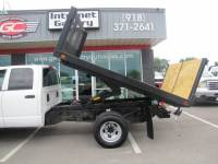 2008 Dodge Ram 3500 4x4 Diesel Dump Flatbed