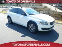 Pre-Owned 2017 Volvo V60 Cross Country T5 AWD Platinum Wagon in Greenville SC