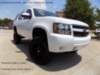 2008 Chevrolet Tahoe LT Lifted, Fresh M/T tires