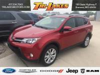Used 2015 Toyota RAV4 AWD 4dr Limited