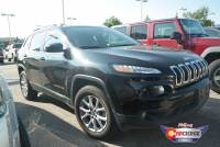 Pre-Owned 2016 Jeep Cherokee Latitude Four Wheel Drive Sport Utility