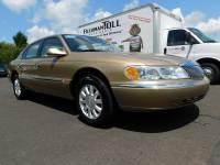 1999 Lincoln Continental Sedan