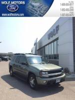 Pre-Owned 2004 Chevrolet TrailBlazer EXT LS 4WD