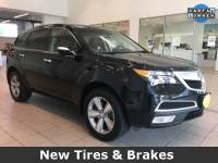 2011 Acura MDX with Technology and Entertainment Packages in West Springfield MA