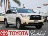 2015 Toyota Highlander XLE V6 SUV All-wheel Drive in Carlsbad