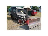 1950 WILLY'S JEEP, GOOD CONDITION, MOTOR RUNS ...