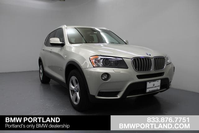 Photo Used 2011 BMW X3 Xdrive 28I in Portland