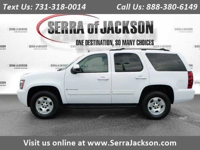 Photo Used 2009 Chevrolet Tahoe LT in Jackson,TN