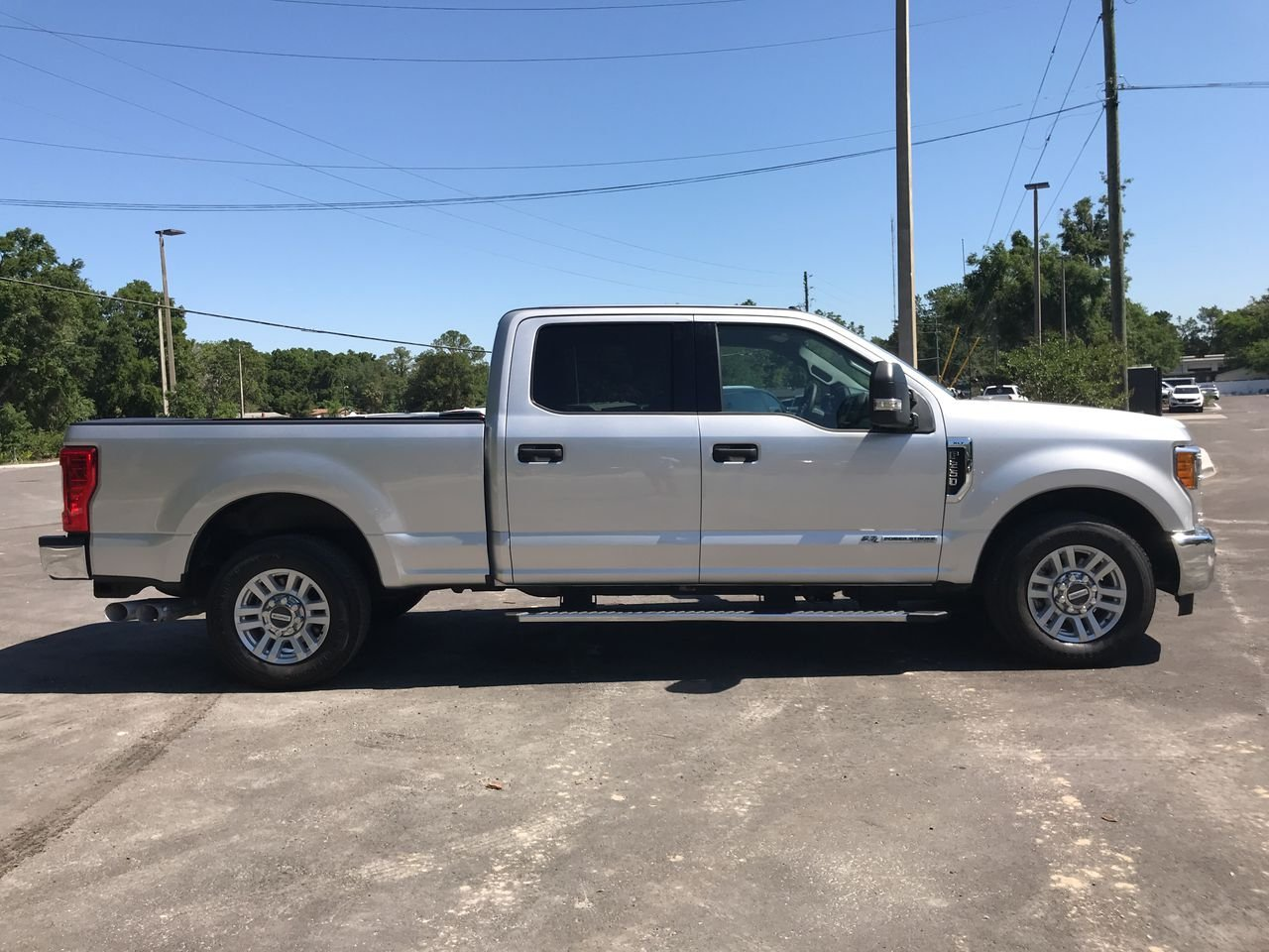 Photo Used 2017 Ford F-250 Truck Crew Cab For Sale Leesburg, FL