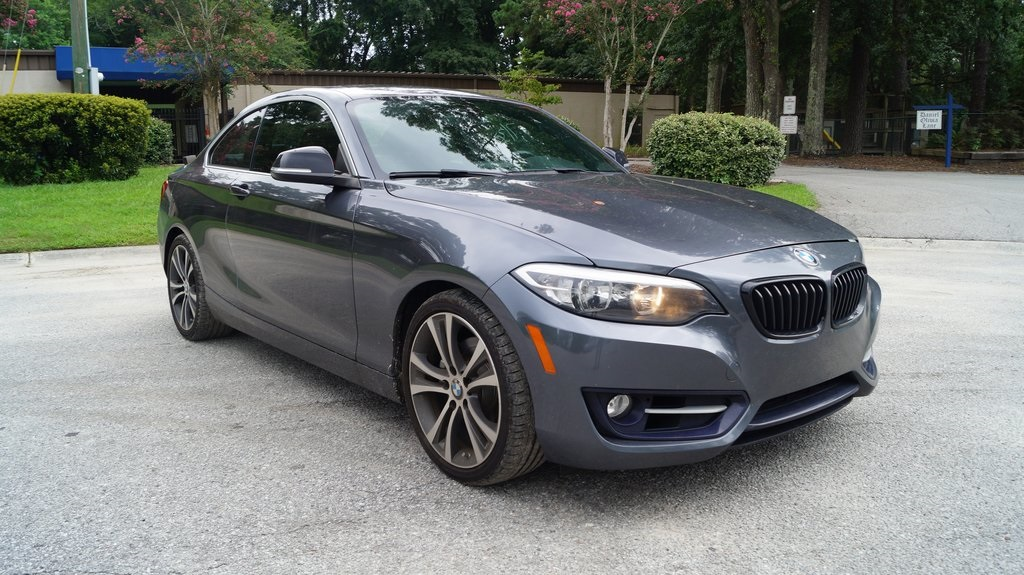 Photo Pre-Owned 2014 BMW 2 Series 228i RWD 2D Coupe
