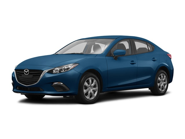 Photo 2016 Certified Used Mazda Mazda3 Sedan i Sport Deep Crystal Blue Mica For Sale Manchester NH  Nashua  StockMT19009A