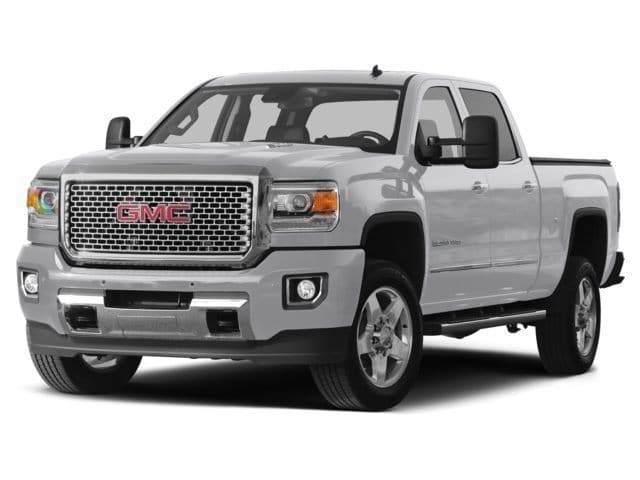 Photo 2016 Certified Used GMC Sierra 2500HD Truck Crew Cab Denali Summit White For Sale Manchester NH  Nashua  StockG18616A