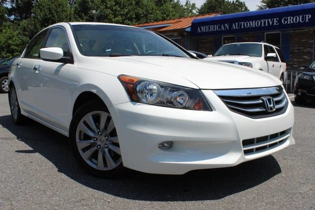 Photo 2011 Honda Accord Sdn EX-L