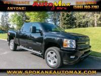 2013 Chevrolet Silverado 2500HD LTZ 4x4 6.6L V8 Diesel Pickup Truck