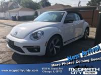 Used 2014 Volkswagen Beetle Convertible Automatic Front-wheel Drive in Chicago, IL