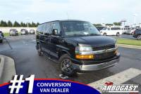 Pre-Owned 2008 Chevrolet Conversion Van Tuscany RWD Low-Top