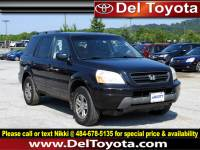Used 2005 Honda Pilot EX-L For Sale | Serving Thorndale, West Chester, Thorndale, Coatesville, PA | VIN: 2HKYF185X5H541266