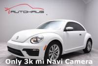 Pre-Owned 2017 Volkswagen Beetle 1.8T Classic FWD 2D Hatchback