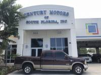 2004 Ford Super Duty F-250 King Ranch 6.0L Diesel 4 Door Crew Cab Leather