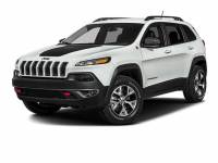 Used 2017 Jeep Cherokee Trailhawk SUV For Sale in Salt Lake City, UT