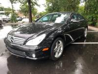 Pre-Owned 2007 Mercedes-Benz CLS CLS 550 RWD Coupe