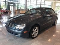 Pre-Owned 2004 Mercedes-Benz CLK CLK 320 RWD 2D Convertible