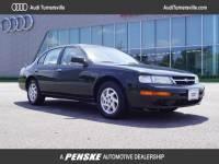 1997 Nissan Maxima GLE Sedan